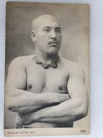 Ahmed Kara - Lutte - Wrestling - Ringen - Lutteur - Wrestler - Ringer - Edition De L'Auto - France