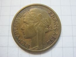 French West Africa , 1 Franc 1944 - Colonies