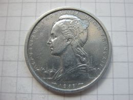 French West Africa , 2 Francs 1948 - Colonies