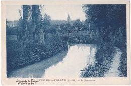 95. NESLES-LA-VALLEE. Le Sausseron - Nesles-la-Vallée