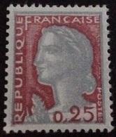N° 1263   NEUF ** SANS  CHARNIÈRE ( LOT:1658 ) - 1960 Maríanne De Decaris