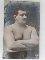 Pique Planque - Lutte - Wrestling - Ringen - Lutteur - Wrestler - Ringer - Edition De L'Auto - France