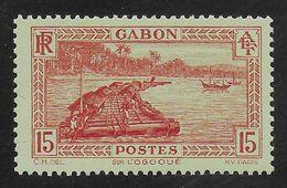 GABON 1932 YT 130** MNH - Nuovi
