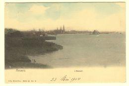A1398[Postkaart] Anvers / L'Escaut (Nels) [de Schelde Te Antwerpen] - Antwerpen