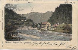 1902 - Waidhofen An Der Ybbs , Gute Zustand, 2 Scan - Waidhofen An Der Ybbs