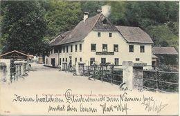 1902 - OPPONITZ , Gute Zustand, 2 Scan - Amstetten