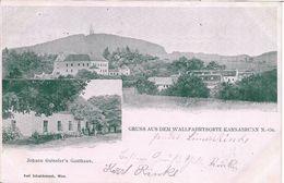 1901 - KARNABRUNN , Gute Zustand, 2 Scan - Korneuburg