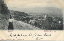 1901 - KOTTLACH  Enzenreith , Gute Zustand, 2 Scan - Neunkirchen
