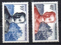 Col17  Colonie Madagascar N° 325 & 326  Neuf X MH  Cote : 3,75€ - Unused Stamps