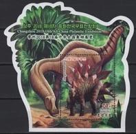 K* (2018) Yv. Bf. 762  /  Dinosaurios - Dinosaures - Dinosaurus - Dinosaurs - Préhistoriques