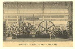 A1451[Postkaart] Ateliers Recq De Malzine Frères à Sclessin ... / Exposition De Bruxelles 1910 [Ougrée Seraing] - Industrie