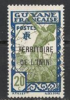 "ININI N°7 Avec Cachet Rond St Elie Du ""1/1/1932"" - Used Stamps"