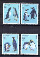 SOMALIA, 2001 - SERIE, SET - PINGUINI- PENGUINS - MNH** - Somalia (1960-...)