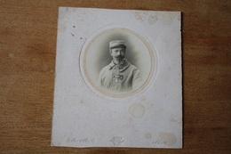 WW I Le Poilu 44 RI  Avec Médaille De La Campagne De Chine 1900 Et Croix De Guerre  Beau Tirage  Identifié - Guerra, Militares