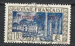 "ININI N°27 Avec Cachet Rond St Elie Du ""1/1/1932"" - Inini (1932-1947)"
