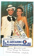 GENEVIEVE DE FONTENAY-LAURE BELLEVILLE...MISS FRANCE 1996 (E.Leclerc - Romorantin) - Photos