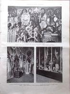 L'Illustrazione Italiana 8 Giugno 1902 Sovrani Sicilia Garibaldi Maggio Firenze - Autres