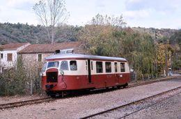 Autorail Billard A80D  A Boucien-le-Roi    -  15x10cm PHOTO - Treinen