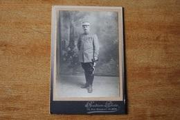 Armée D'Afrique Lieutenant Avec Ses 5 Décorations  Alger Beau Tirage - Guerra, Militares