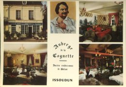 36 - Issoudun : Auberge De La Cognette - Rue Du Puits à Cognet (Balzac) - Issoudun