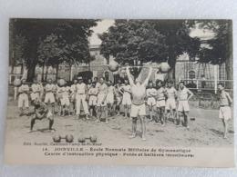 Joinville - Ecole Normale Militaire De Gymnastique - Haltères - Dumbbells - Musculation - Culturisme - Haltérophilie - Unclassified