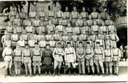 N°1279 R -carte Photo 8è Régiment D'artillerie Divisionnaire De Nancy - Régiments