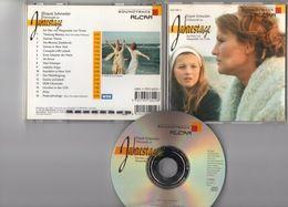 Cd Bande Originale Jahrestage  ENJOTT SCHNEIDER Margarethe Von Trotta Suzanne Von Borsody Matthias Habich - Soundtracks, Film Music