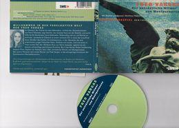 Cd Livre Audio Original EN ALLEMAND Der Untröstliche Witwer Von Montparnasse Sophie Von Kessel Matthias Habich - CD