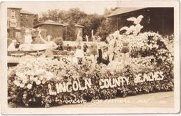 Portland Rose Festival 1935 - Lincoln County Beaches - Portland