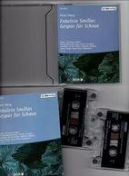 Livre Audio Original Fräulein Smillas Gespür Für Schnee Krista Posch Matthias Habich Peter Fricke Hans Peter Hallwachs - Cassettes