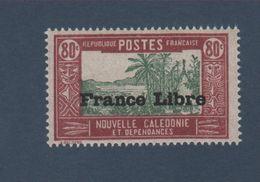 Timbre Nouvelle-Calédonie 80 C N° 214 Gomme Charnière - Nuevos