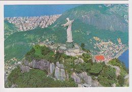 BRAZIL - AK 381431 Rio De Janeiro - Corcovado - Rio De Janeiro