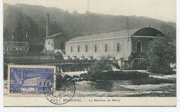MACHINE DE MARLY ( Yvert N° 430) Carte Maximum   1er Jour / 1939 - Cartoline Maximum