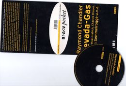 Livre Audio Original Nevada Gas Raymond Chandler Habich Charles Brauer Martin Semmelrogge - CDs