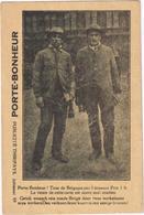 Publicité Thirifays Porte-Bonheur - Tour De Belgique Par 2 Mineurs - Syndicats