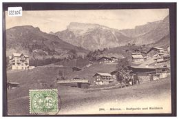 MÜRREN - TB - BE Berne