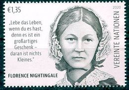 ONU Vienne 2020 - Florence Nightingale ** - Famous Ladies