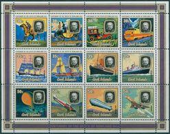 1979Cook Islands603-614/B90Airplanes / Transport10,00 € - Aerei