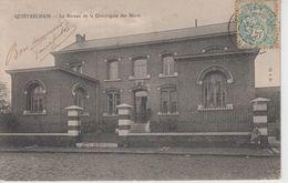 CPA Quiévrechain - Le Bureau De La Compagnie Des Mines - Quievrechain