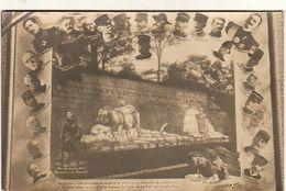 D64  BAYONNE  CARTE PHOTO Monument Aux Morts   ............  Avec Légende Anti Militariste - Bayonne