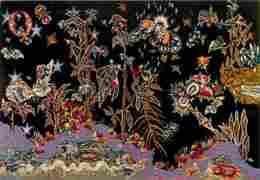Art - Tapisseries - Jean Lurçat - Lumière Des Eaux - CPM - Voir Scans Recto-Verso - Schöne Künste