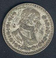 Mexiko, 1 Peso 1959, .100 Silber - Mexico