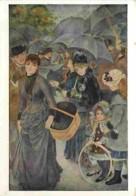 Art - Peinture - Pierre-Auguste Renoir - Les Parapluies - Carte Neuve - CPM - Voir Scans Recto-Verso - Peintures & Tableaux