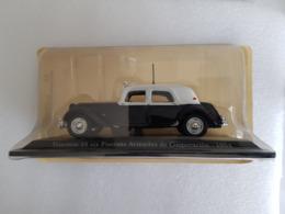 Voiture Miniature Traction 15 Six Fuerzas Armadas De Cooperacion 1954 - Edition Atlas - Neuve Sous Blister - Other