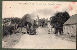 35 + LE RHEU - Vue De La Janais - Passage Du Tramway - Autres Communes