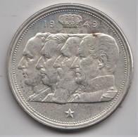 @Y@  Belgie  100 Fr   1949   (764) - 09. 100 Francs