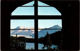 Alaska Juneau Mendenhall Glacier Chapel_By-The-Lake View - Juneau