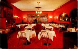 Arizona Scottsdale Lulu Belle Restaurant The Rose Room - Scottsdale