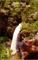 Arkansas Petit Jean State Park Cedar Falls - Etats-Unis