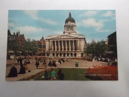 The City Centre - Nottingham